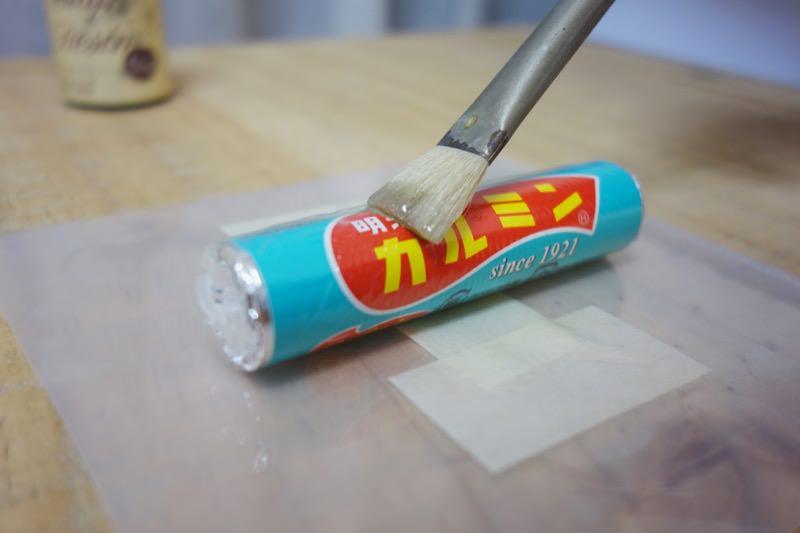 【実験】お菓子カルミン生産終了!まるごと永久保存キーホルダーにしてみた17