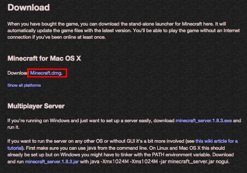 【マイクラ】Macでマインクラフトの購入方法、はじめる方(登録・購入・価格・インストール編)30