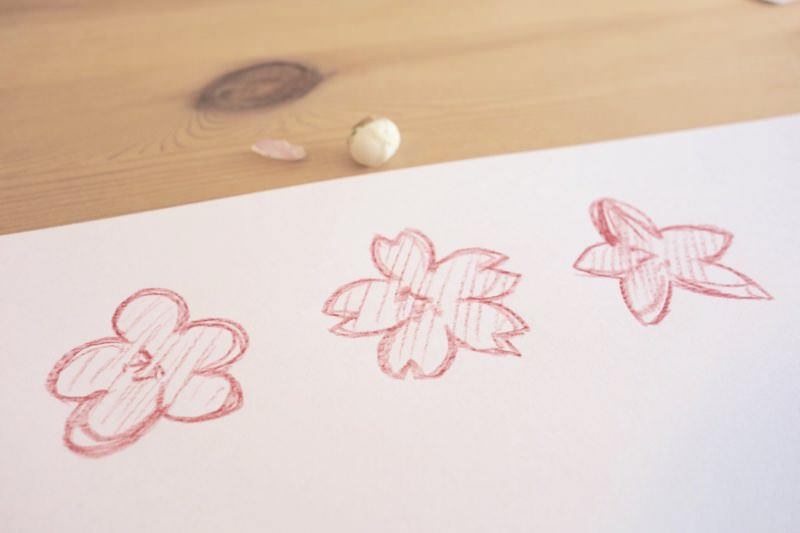 梅の花と桜は似ているからこそ、見分け方をわかる人になればモテるという妄想と雑学03