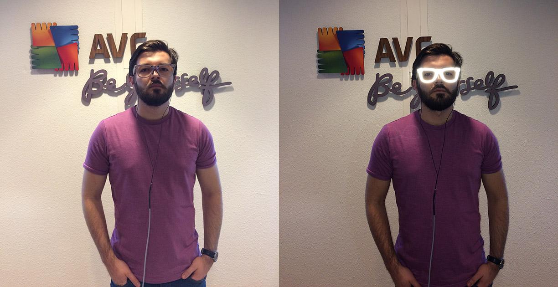 AVGの顔認証をパスするメガネ発表を機会に、未来のプライバシーを考えよう20