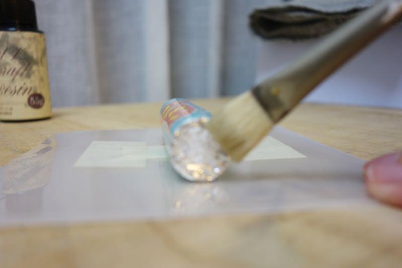 【実験】お菓子カルミン生産終了!まるごと永久保存キーホルダーにしてみた19